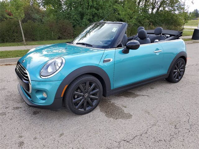 2018 MINI Cooper Convertible FWD
