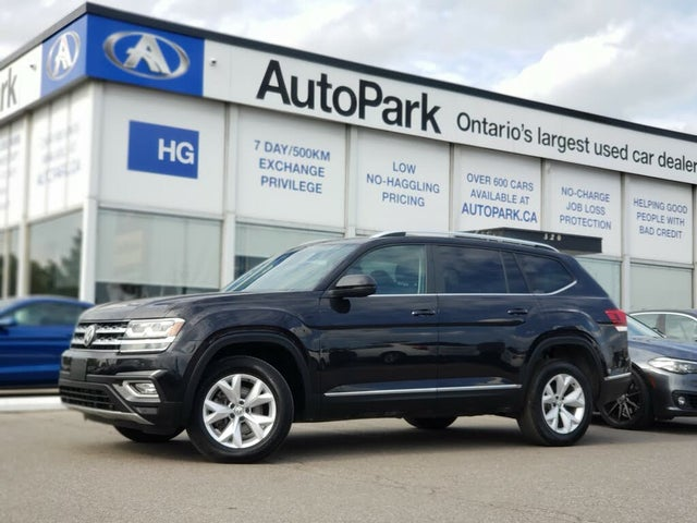 2018 Volkswagen Atlas 3.6L Highline 4Motion