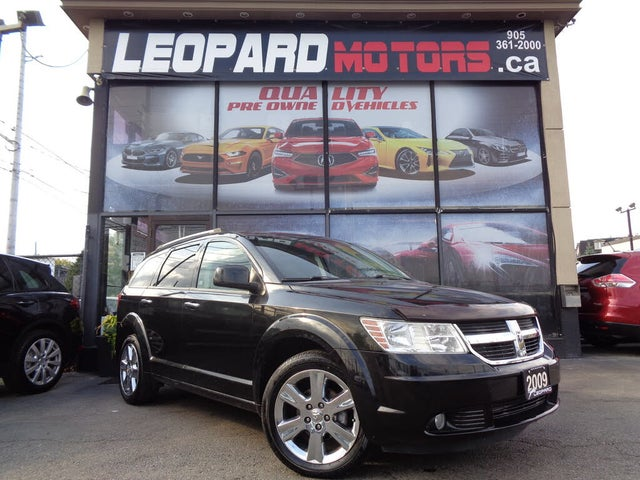 2009 Dodge Journey R/T FWD