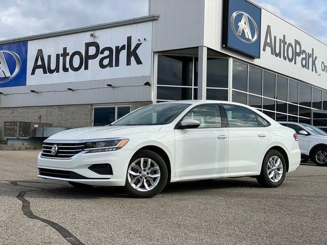 2020 Volkswagen Passat 2.0T Comfortline FWD