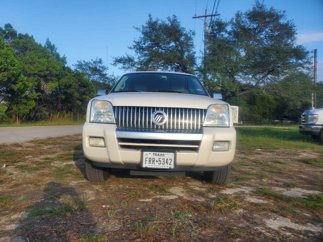 2008 Mercury Mountaineer V8 Premier RWD
