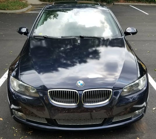 2007 BMW 3 Series 335i Coupe RWD