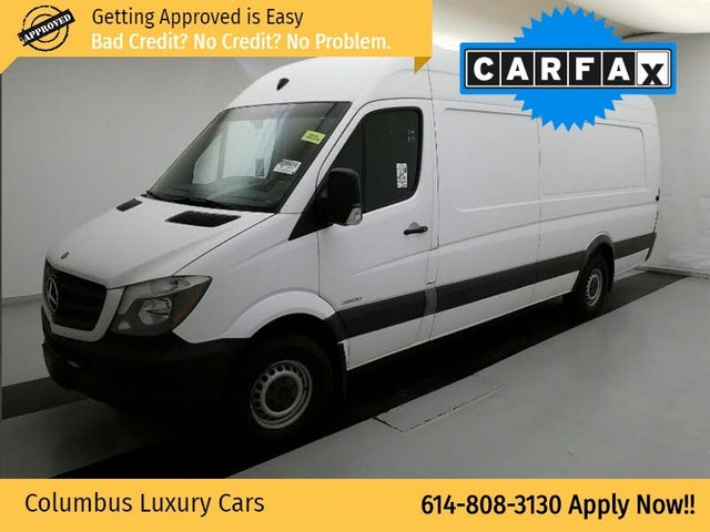 2015 Mercedes-Benz Sprinter Cargo 2500 170 High Roof Extended RWD