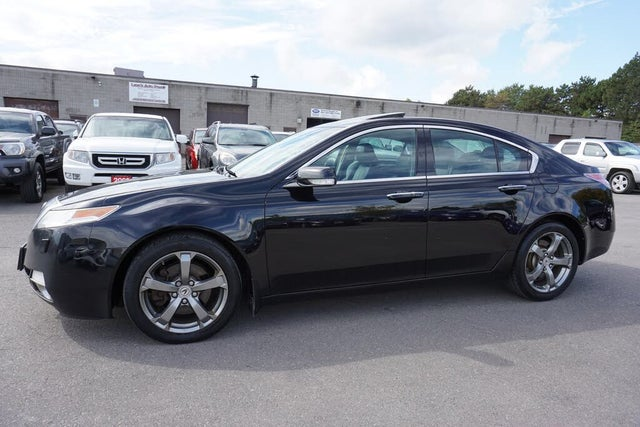 2011 Acura TL SH-AWD with Technology Package