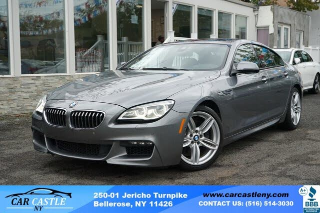 Used Bmw 6 Series For Sale With Photos Cargurus