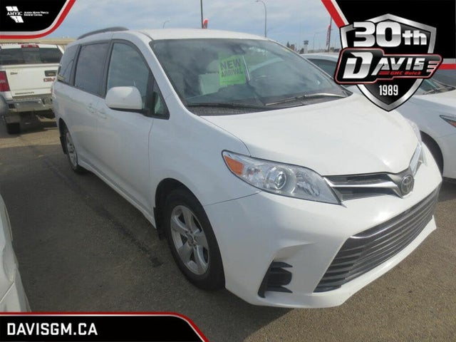 2019 Toyota Sienna LE Mobility 7-Passenger FWD