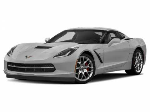 2018 Chevrolet Corvette Stingray 2LT Coupe RWD