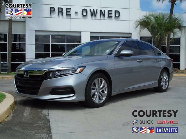 2019 Honda Accord 1.5T LX FWD
