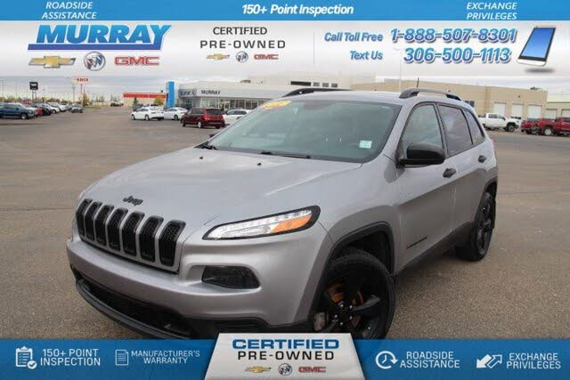 2016 Jeep Cherokee Sport Altitude 4WD