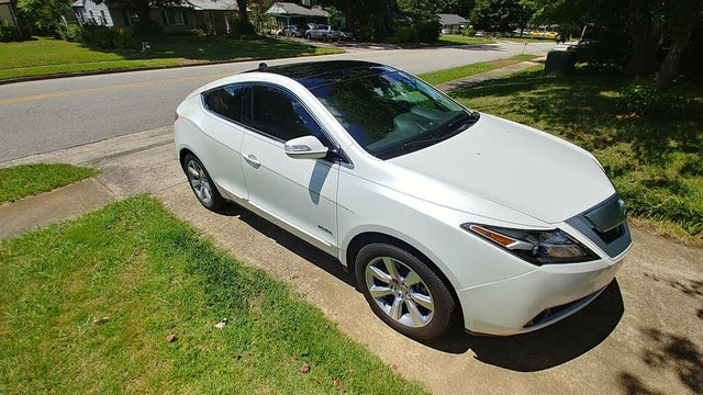 2011 Acura ZDX SH-AWD with Advance Package