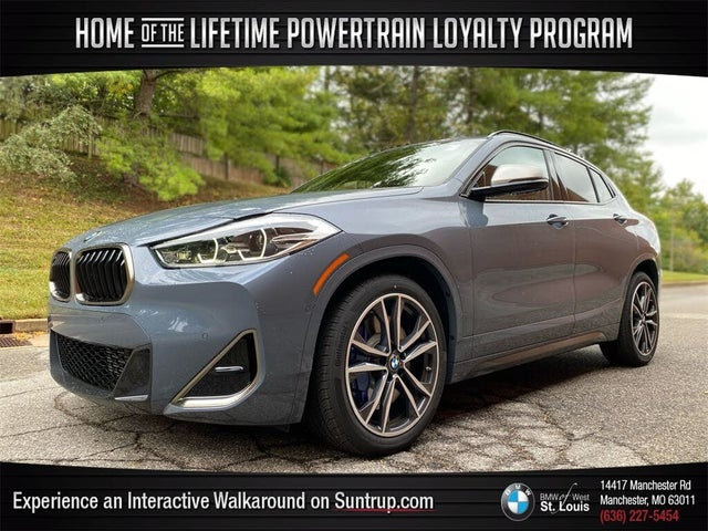 Used 2021 BMW X2 M35i AWD for Sale Right Now - CarGurus