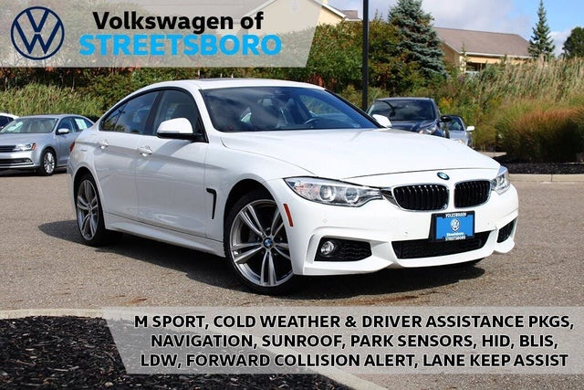 Used 2017 BMW 4 Series 440i xDrive Gran Coupe AWD for Sale ...