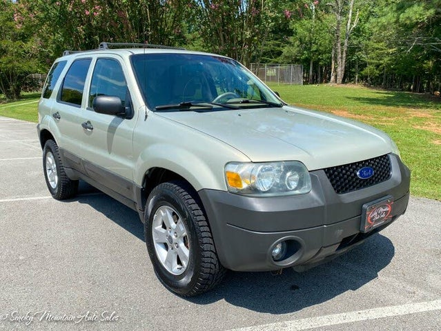 2005 Ford Escape XLT AWD