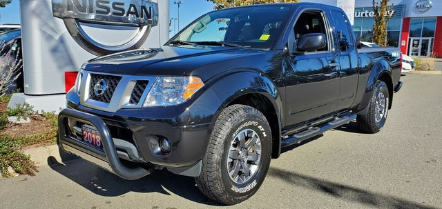 2018 Nissan Frontier PRO-4X King Cab 4WD