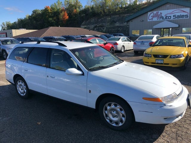 2000 Saturn L-Series 4 Dr LW1 Wagon