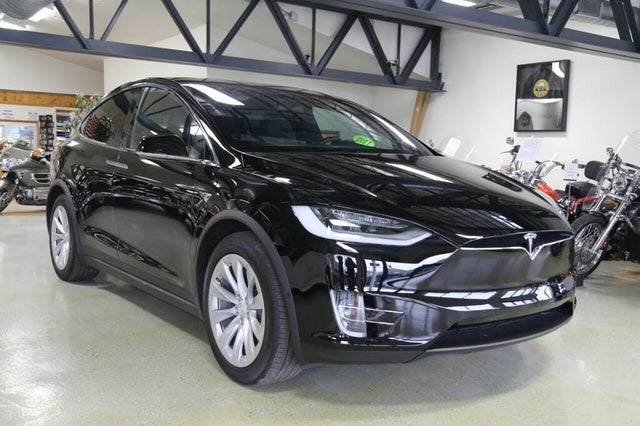 2020 Tesla Model X Long Range AWD