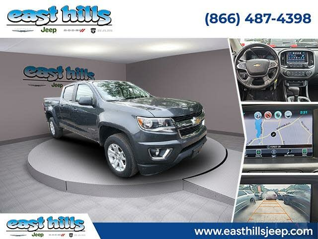 2016 Chevrolet Colorado LT Crew Cab 4WD