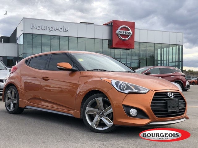 2015 Hyundai Veloster Turbo Coupe