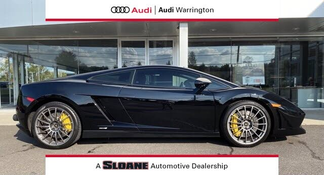 2012 Lamborghini Gallardo LP 550-2 Coupe RWD