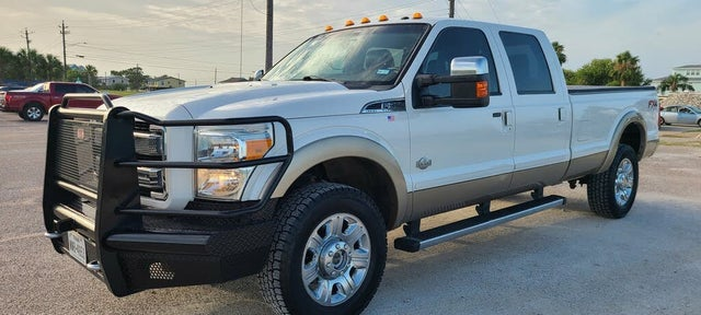 2014 Ford F-350 Super Duty King Ranch Crew Cab 4WD