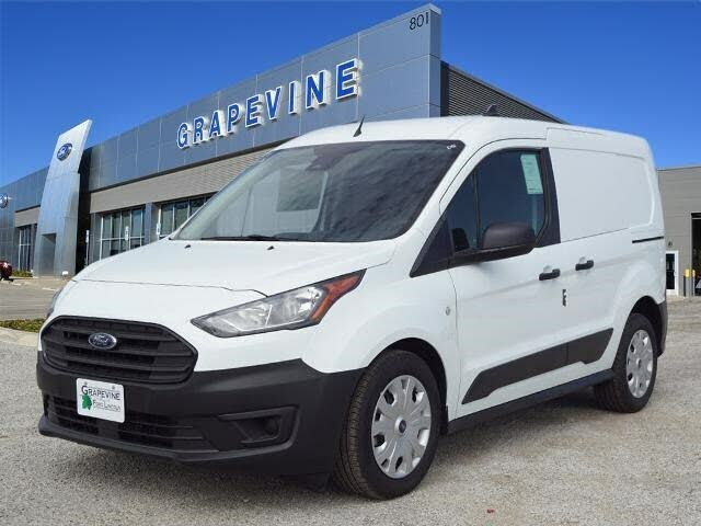 2021 Ford Transit Connect Cargo XL FWD with Rear Cargo Doors