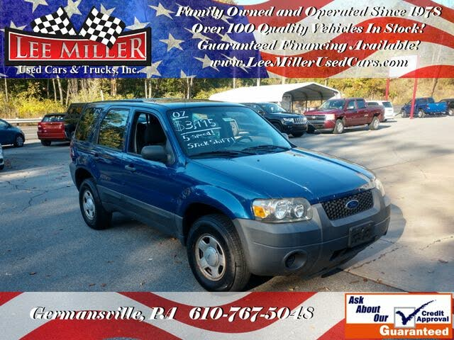 2007 Ford Escape XLS FWD