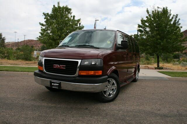 2014 GMC Savana Cargo 1500 RWD with Upfitter