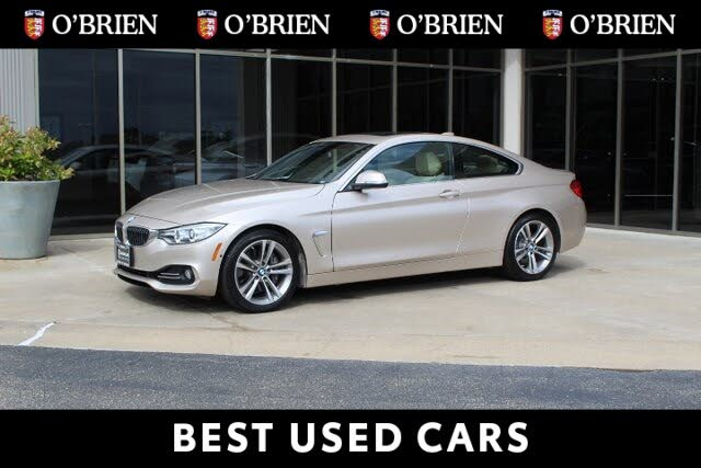 2017 BMW 4 Series 440i Coupe RWD