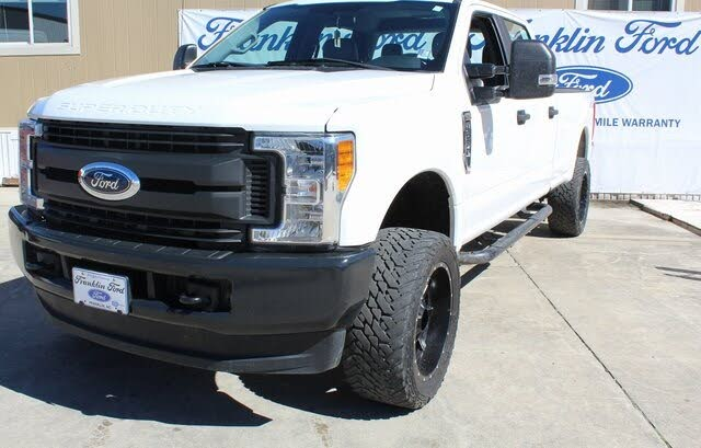 2017 Ford F-250 Super Duty XL Crew Cab LB 4WD