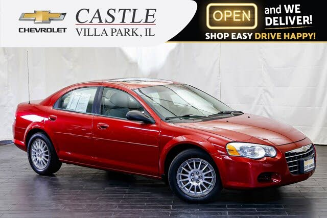 2006 Chrysler Sebring Touring Sedan FWD