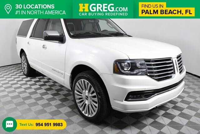 2017 Lincoln Navigator L Select RWD