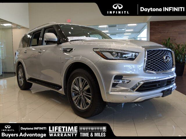 2021 infiniti qx80 for sale in orlando, fl - cargurus