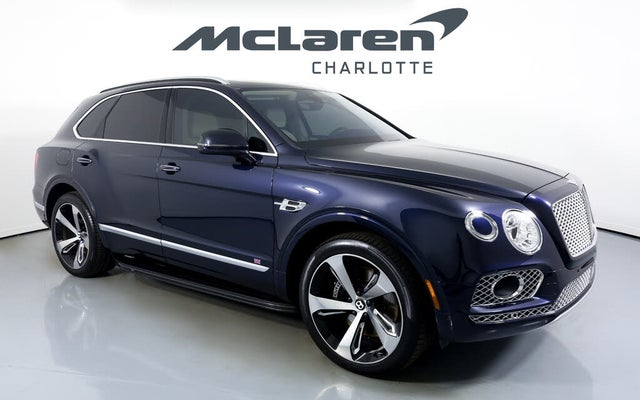 2017 Bentley Bentayga W12 First Edition AWD