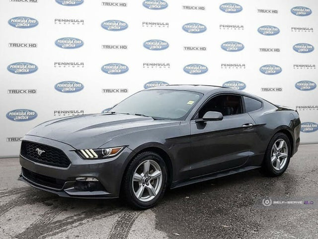 2016 Ford Mustang V6 Coupe RWD