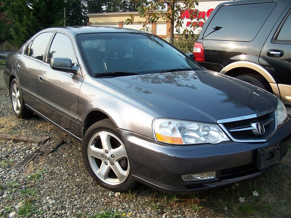 Used 2003 Acura Tl 3 2 Type S Fwd For Sale Cargurus Com