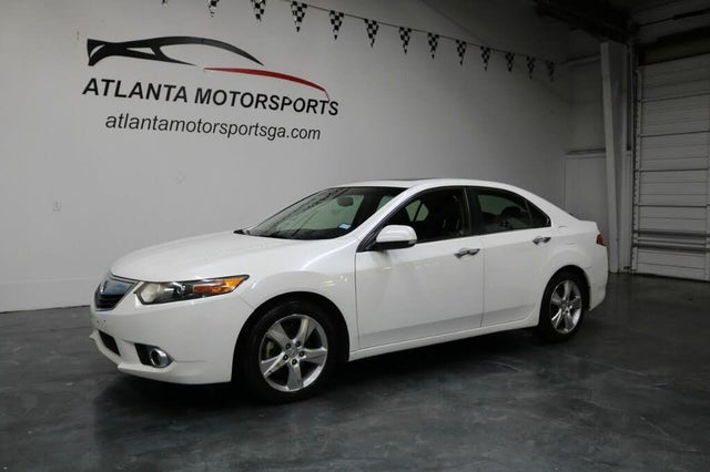 2013 Acura TSX Sedan FWD with Technology Package