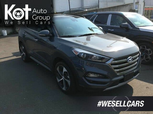 2017 Hyundai Tucson 1.6T Ultimate AWD