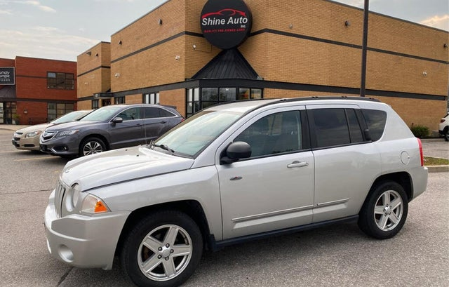 2010 Jeep Compass North