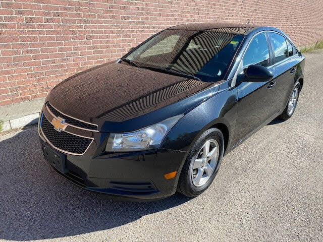 2013 Chevrolet Cruze LT Turbo Sedan FWD