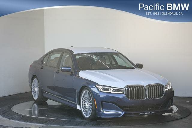 Used 2021 BMW 7 Series Alpina B7 xDrive AWD for Sale Right ...