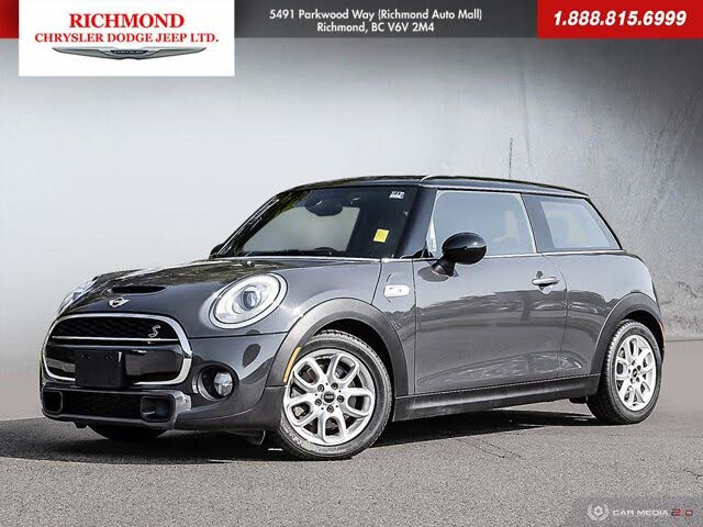 2015 MINI Cooper S 2-Door Hatchback FWD
