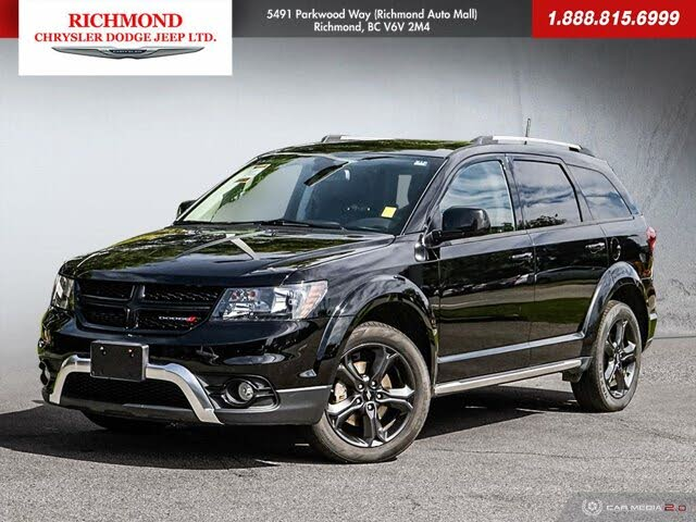 2019 Dodge Journey Crossroad AWD
