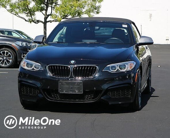 2017 BMW 2 Series M240i xDrive Convertible AWD