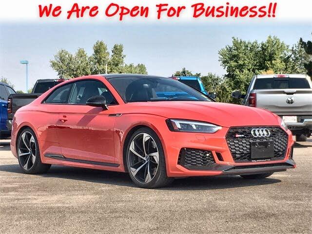 2019 Audi RS 5 quattro Coupe AWD