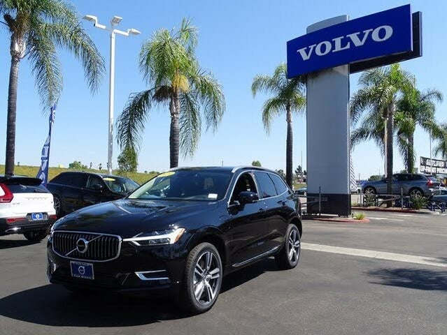 2021 Volvo XC60 Hybrid Plug-in Recharge Inscription ...