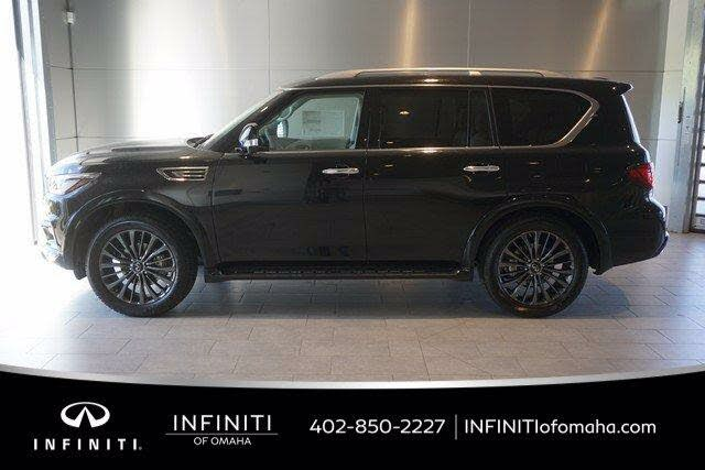 2021 infiniti qx80 premium select awd for sale in lincoln