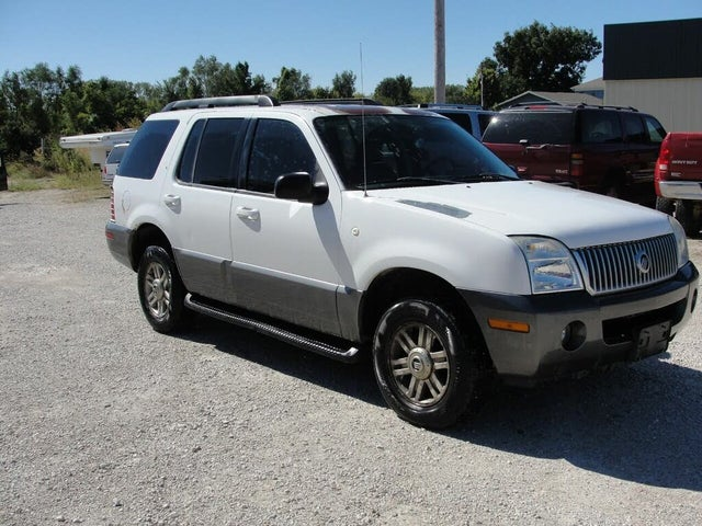 2005 Mercury Mountaineer Convenience AWD