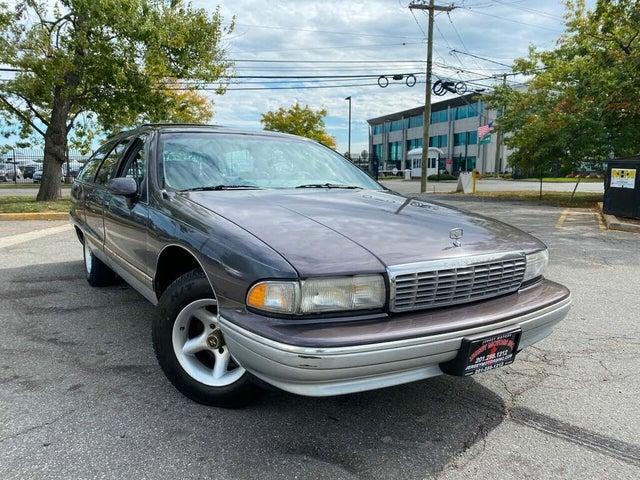 1993 Chevrolet Caprice Wagon RWD