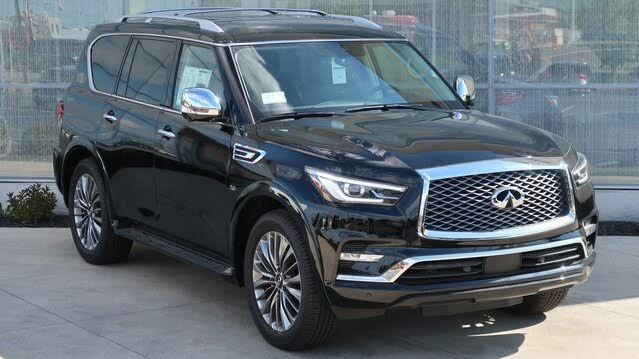 2021 infiniti qx80 for sale in terre haute, in - cargurus