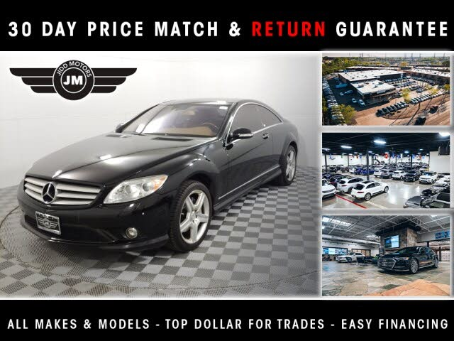 used mercedes benz cl class for sale in columbus oh cargurus cargurus